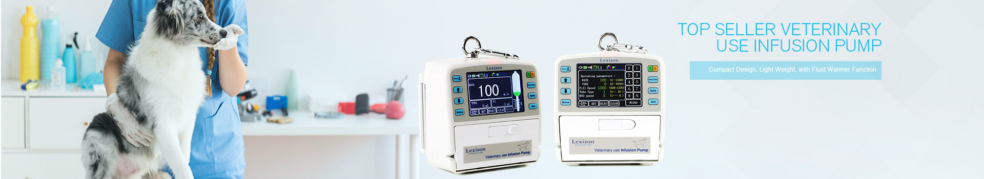 TOP SELLER Veterinary use Infusion Pump