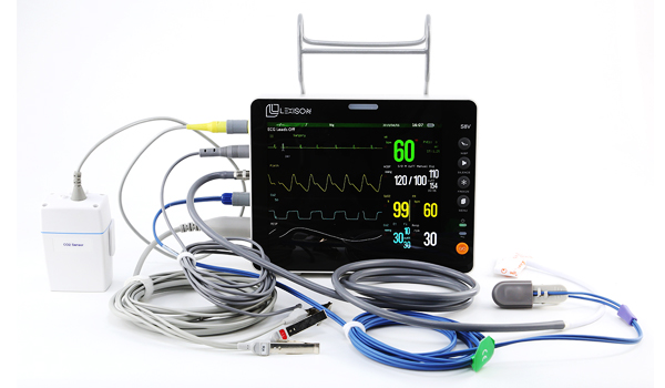 Congratulations to PPM-S8V 8inch Veterinary Monitor be upgraded successfully