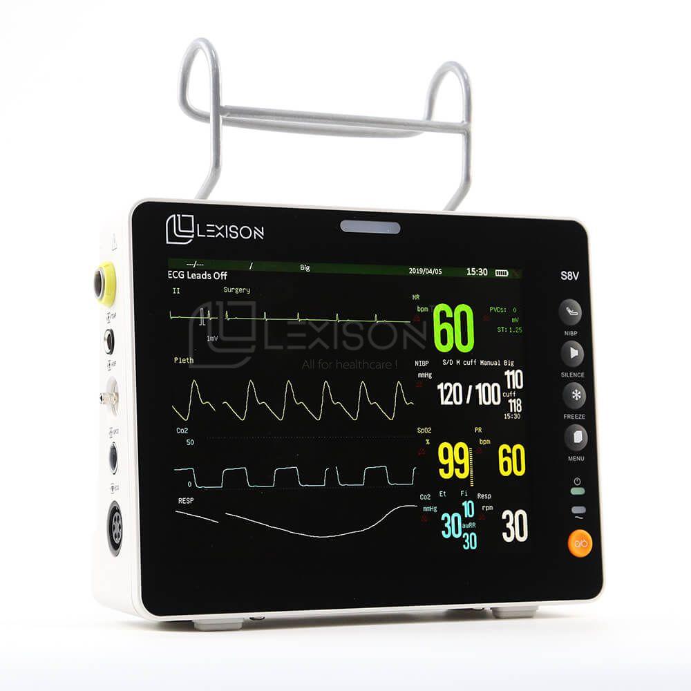 PPM-S8V 8inch Veterinary Monitor
