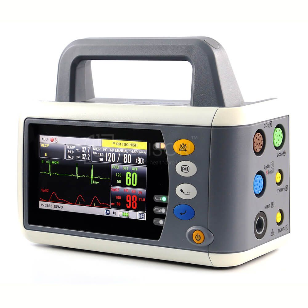 PPM-C300 Portable Patient Monitor