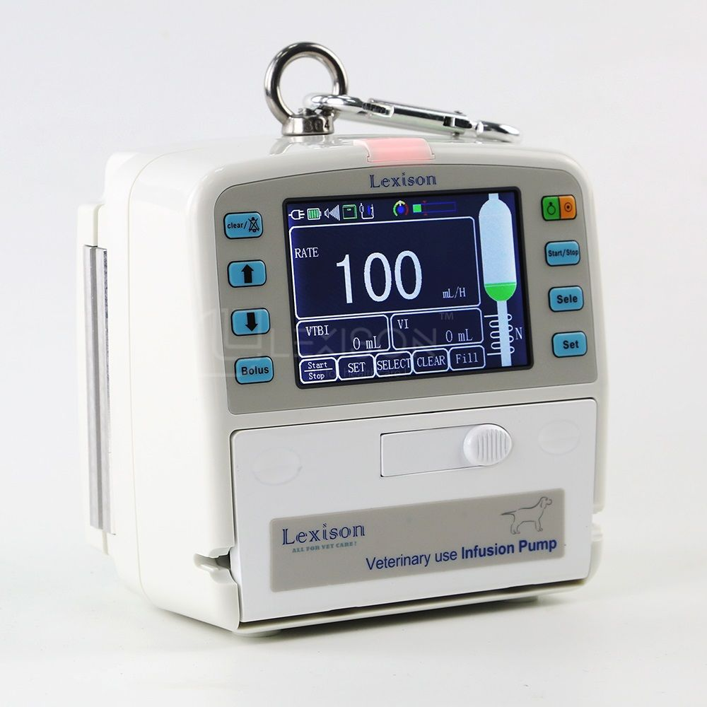 PRIP-E300V-Veterinary-use-Infusion-Pump