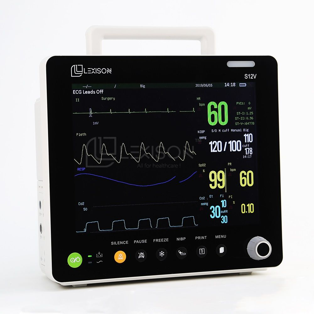 PPM-S12V 12.1inch Veterinary Monitor