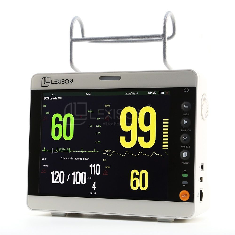PPM-S8 8inch Multi-parameter Patient Monitor