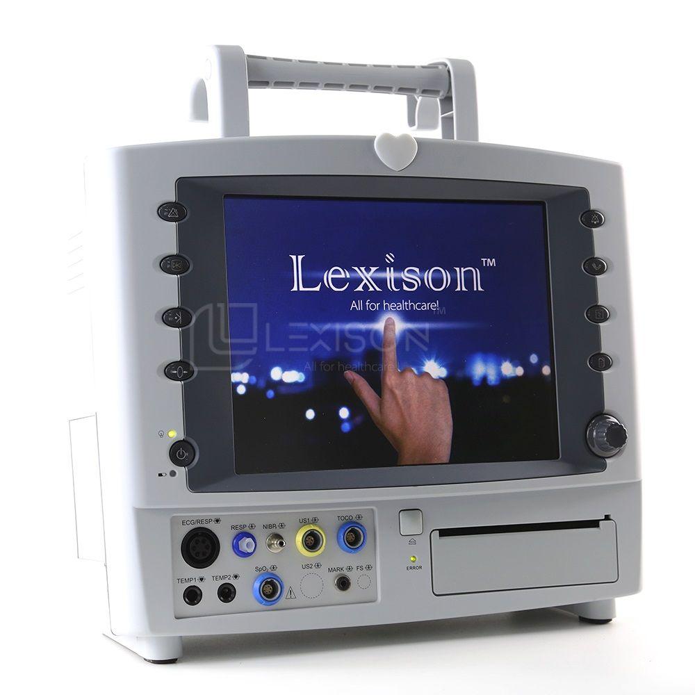 PRFM-C60B 10.4inch Fetal Monitor & Maternal Monitor