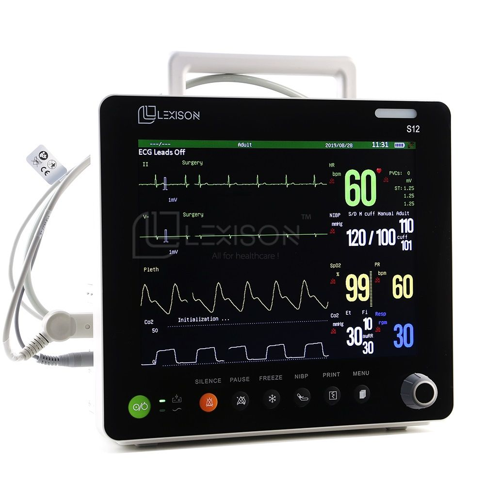 PPM-S12 12.1inch Multi-parameter Patient Monitor