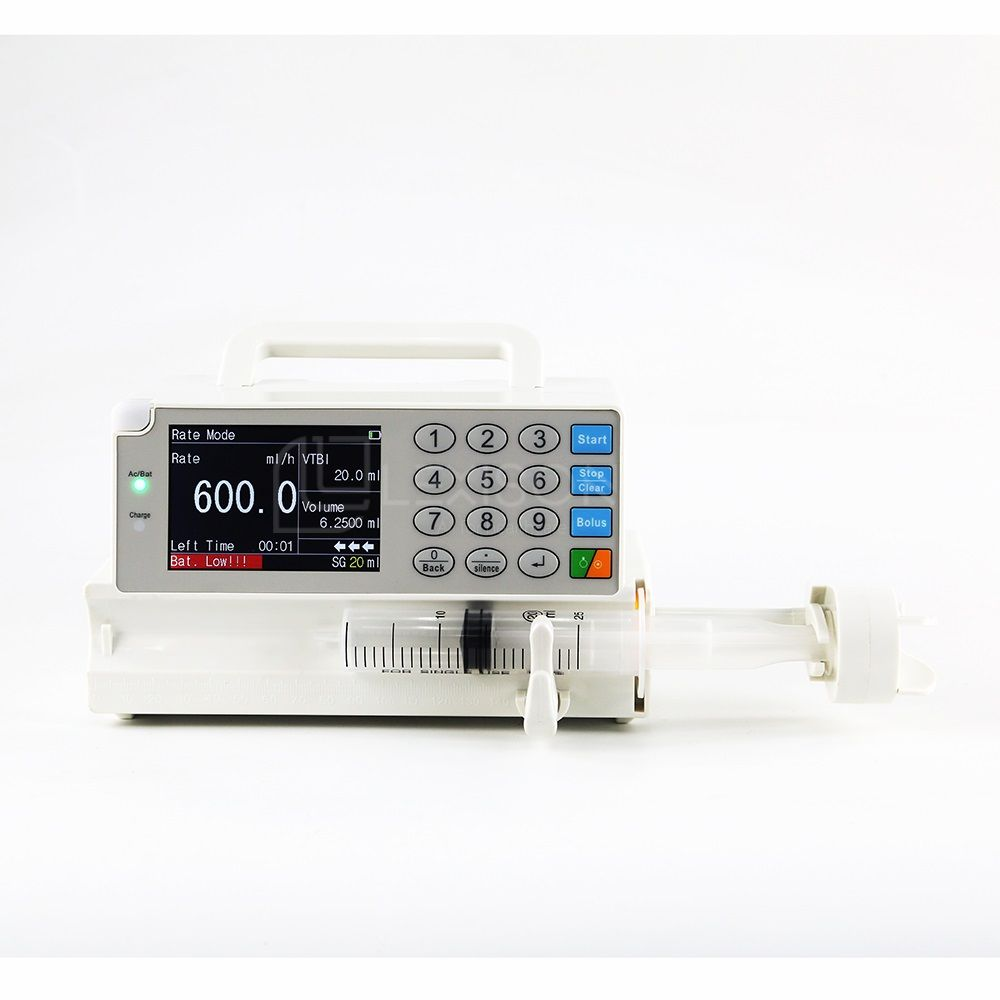 PRSP-H8000 High Quality Stackable Syringe Pump