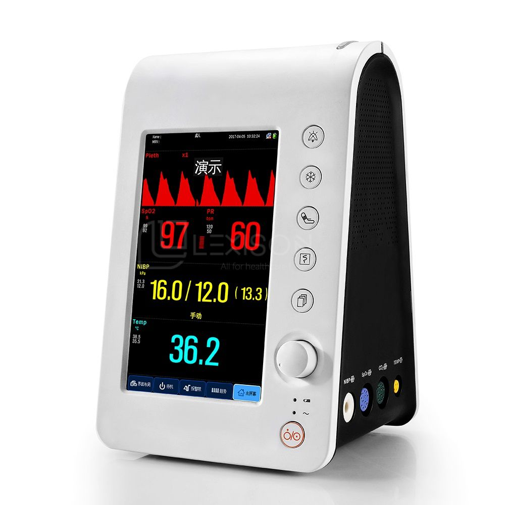 PPM-T7V Veterinary use Blood Pressure Vital Signs Monitor