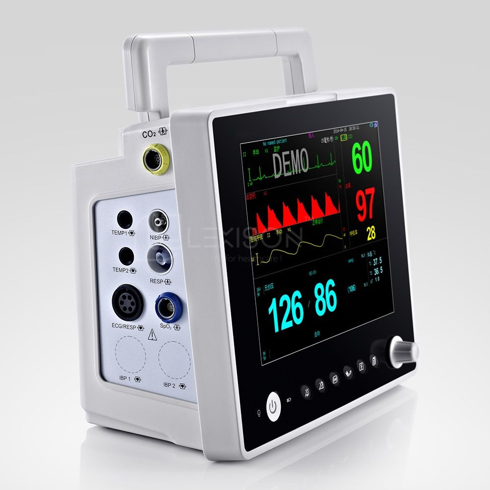 PPM-T8V 8inch Veterinary Monitor