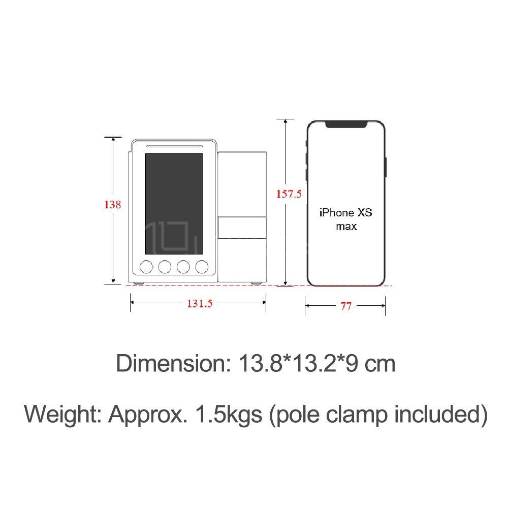 PRIP-E500 Infusion Pump