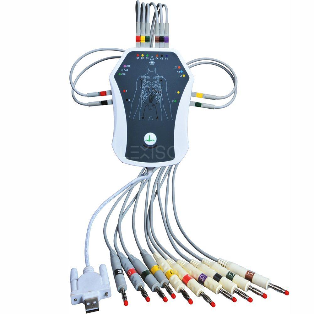 PCECG-R600 PC Based ECG Workstation